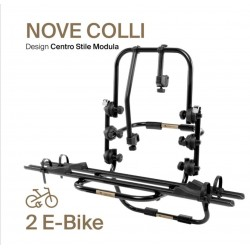Porta Bici da Portellone Modula Nove Colli (3 Bike)